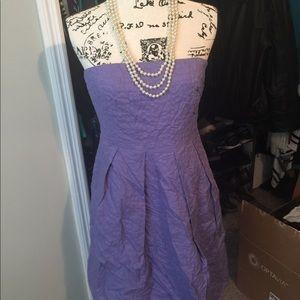 Gorgeous Purple J Crew Dress